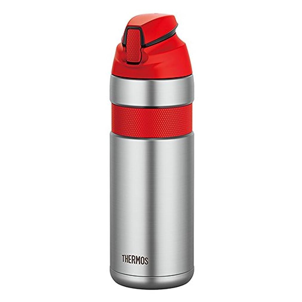 飾るアセファンTHERMOS(サーモス) 真空断熱ストローボトル FFQ-600 600ml Sレッド(FFQ-600-S-R) WBT06202
