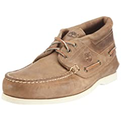 Timberland Half Cab Boat Shoe: 1020R Brown