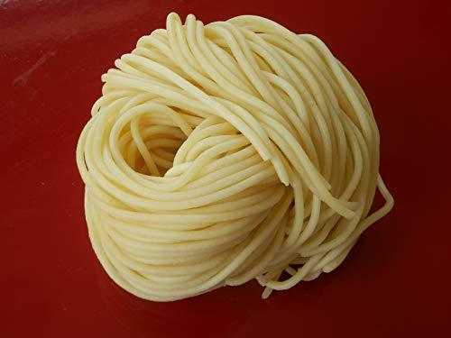 グルテンフリーの冷凍麺(半生) 130g×12玉 1玉でレタス2個分の食物繊維 八ヶ岳南麓産大豆粉と梨北米の米粉を使用(原料は全て国産) パスタ・焼きそば・ラーメンなどに
