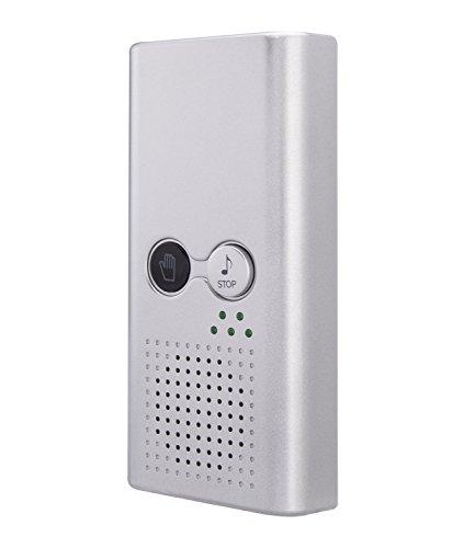 AGPTEK トイレ消音器 流水音発生器 音消し 擬音装置 節水 衛生 EC...