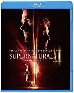 SUPERNATURAL  13thシーズン コンプリート・セット(4枚組) [Blu-ray]
