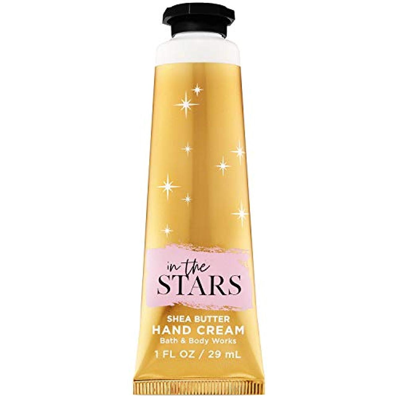 市場夜従順なバス&ボディワークス イン ザ スター ハンドクリーム In the Stars Hand Cream