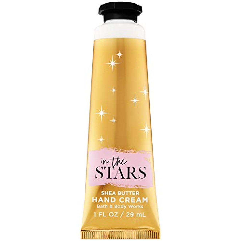 バース歩道巨大バス&ボディワークス イン ザ スター ハンドクリーム In the Stars Hand Cream