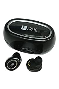 ERATO MUSE5 Bluetooth イヤホン 完全ワイヤレス ミューズ 5 [Black]