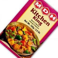 MDH キッチンキング 100g 5箱 Kitchen King スパイス ハーブ 香辛料 調味料 ミックススパイス 業務用