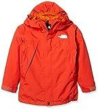 [ザ・ノース・フェイス] ジャケット スクープジャケット キッズ NPJ61845 ザイオンオレンジ 日本 140 (日本サイズ140 相当)