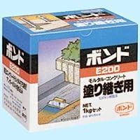 コニシボンド E200 20kgセット「主剤4:硬化剤1」