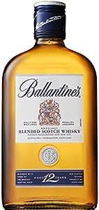 ブレンデッド スコッチ ウイスキー バランタイン 12年 ハーフボトル [イギリス 350ml ]