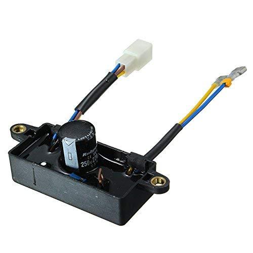 2500ワット発電機AVR自動電圧レギュレータ整流器2.5...