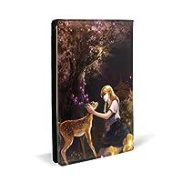 PUレザー ブックカバー A5サイズ 文庫本サイズ ブックカバー 新書サイズ 選べるイニシャル ブックカバー