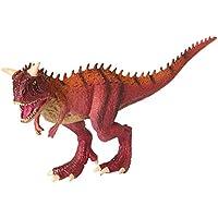 HS カルノタウルス 体長20.7cm 高さ11cm TPR材質 フィギュア