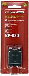 キヤノン バッテリーパック BP-820 8597B001