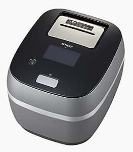 タイガー 炊飯器 土鍋圧力IH 「THE 炊きたて」 フロストブラック 3.5合 JPX-A061-KF