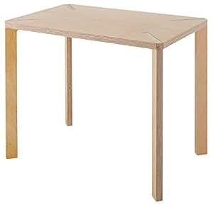 NewFabrication Desk ラワン合板 分解可能 幅90×奥行60 D0102