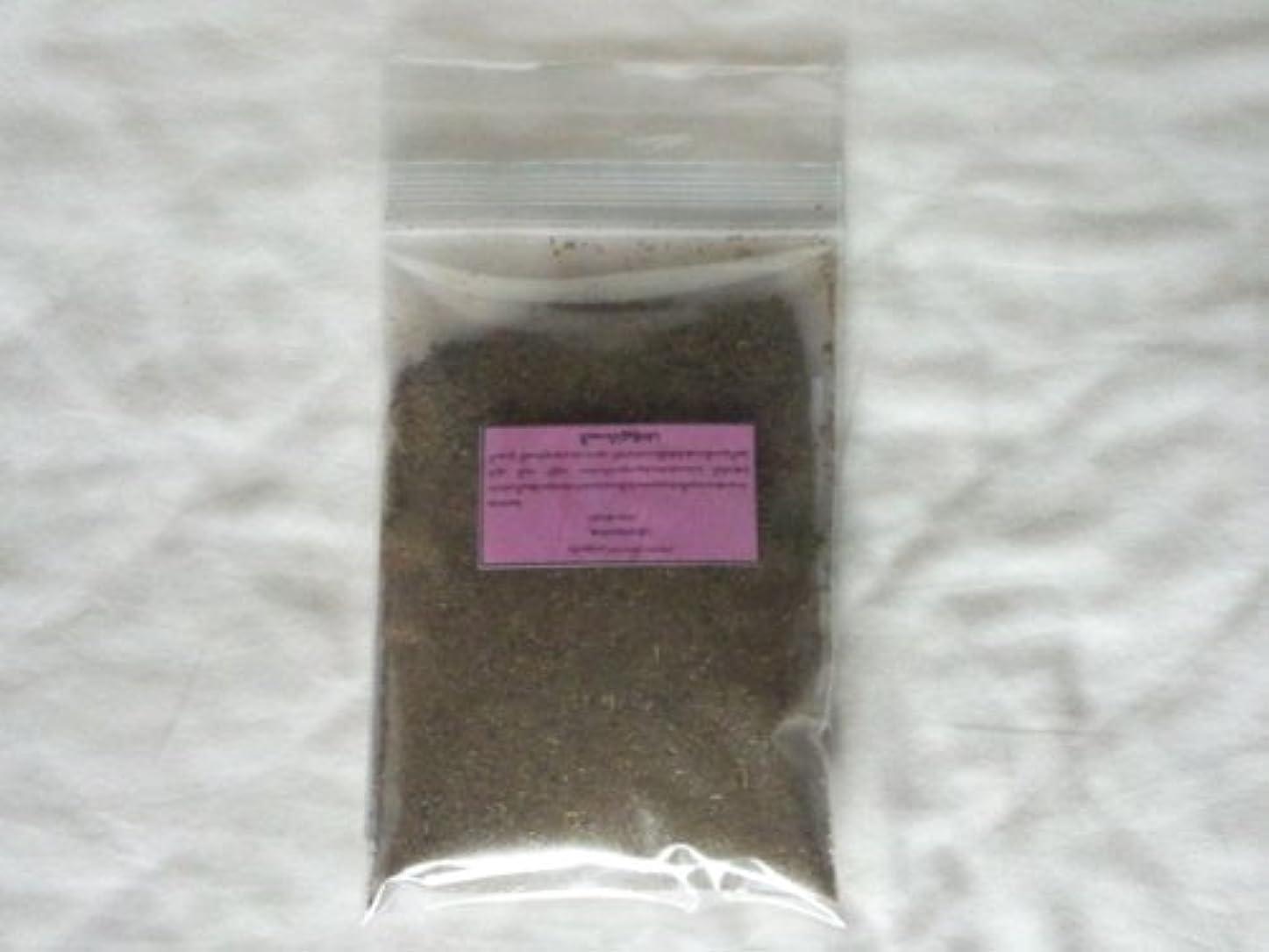 ランドリー松植物のチミ香/ル?サン プジャ用(パウダーインセンス)50g Klusang Puja