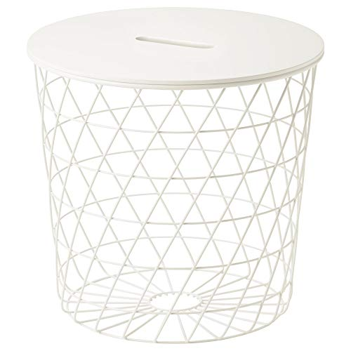 RoomClip商品情報 - IKEA/イケア KVISTBRO:収納テーブル ホワイト (103.494.53)