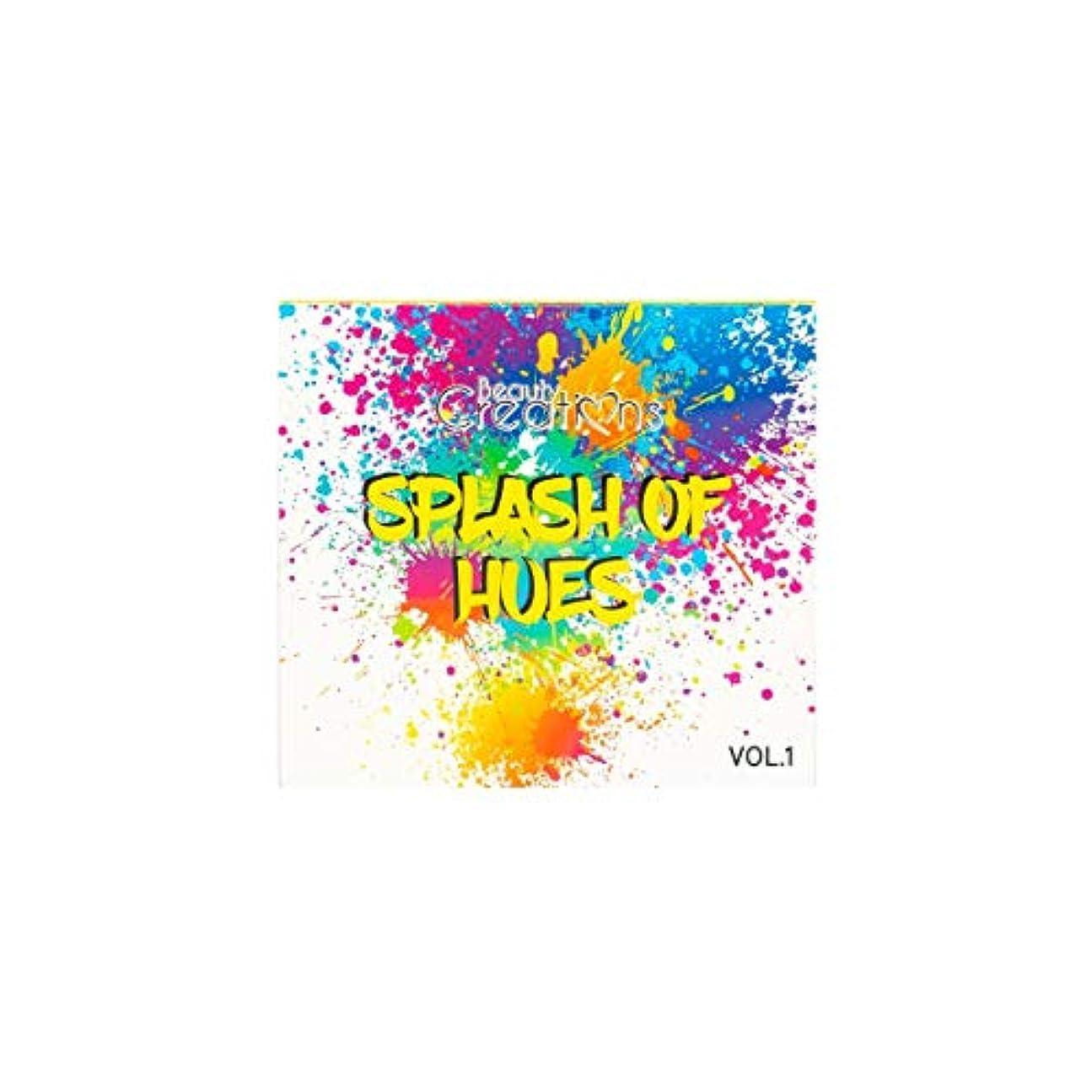 エスカレートデンマーク語勧めるBEAUTY CREATIONS Splash of Hues - Vol. 1 (並行輸入品)