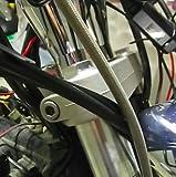 弁天部品 ドラッグスター400 クラッシク DSC4 フォーク延長キット アダプタ 60ミリ(レストア,カスタムなどに)