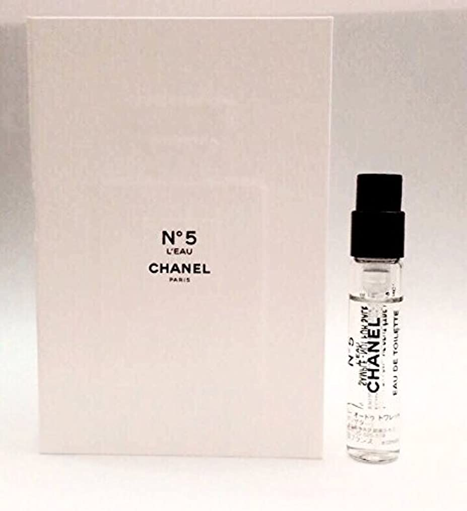 起こりやすい機動合成シャネル No5 ロー オードゥ トワレット サンプル 香水 2ml