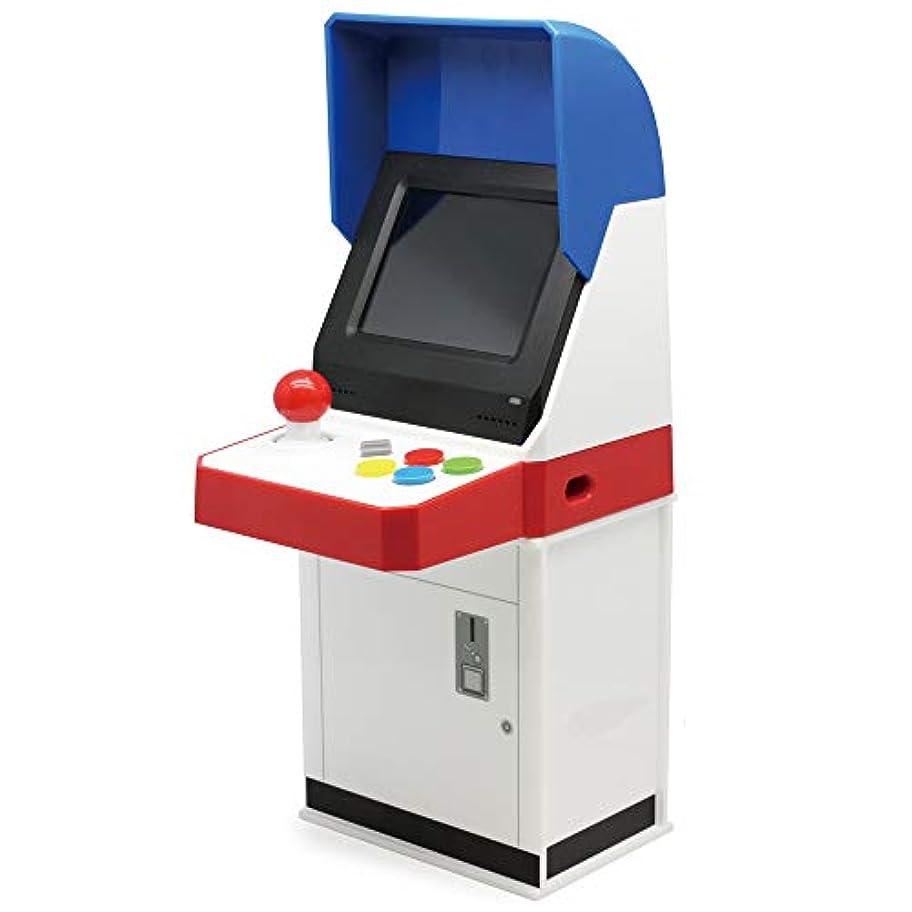 銀行甘くする戦術【NEOGEO mini用】 組み立て式アクリル台座 - NEOGEO mini