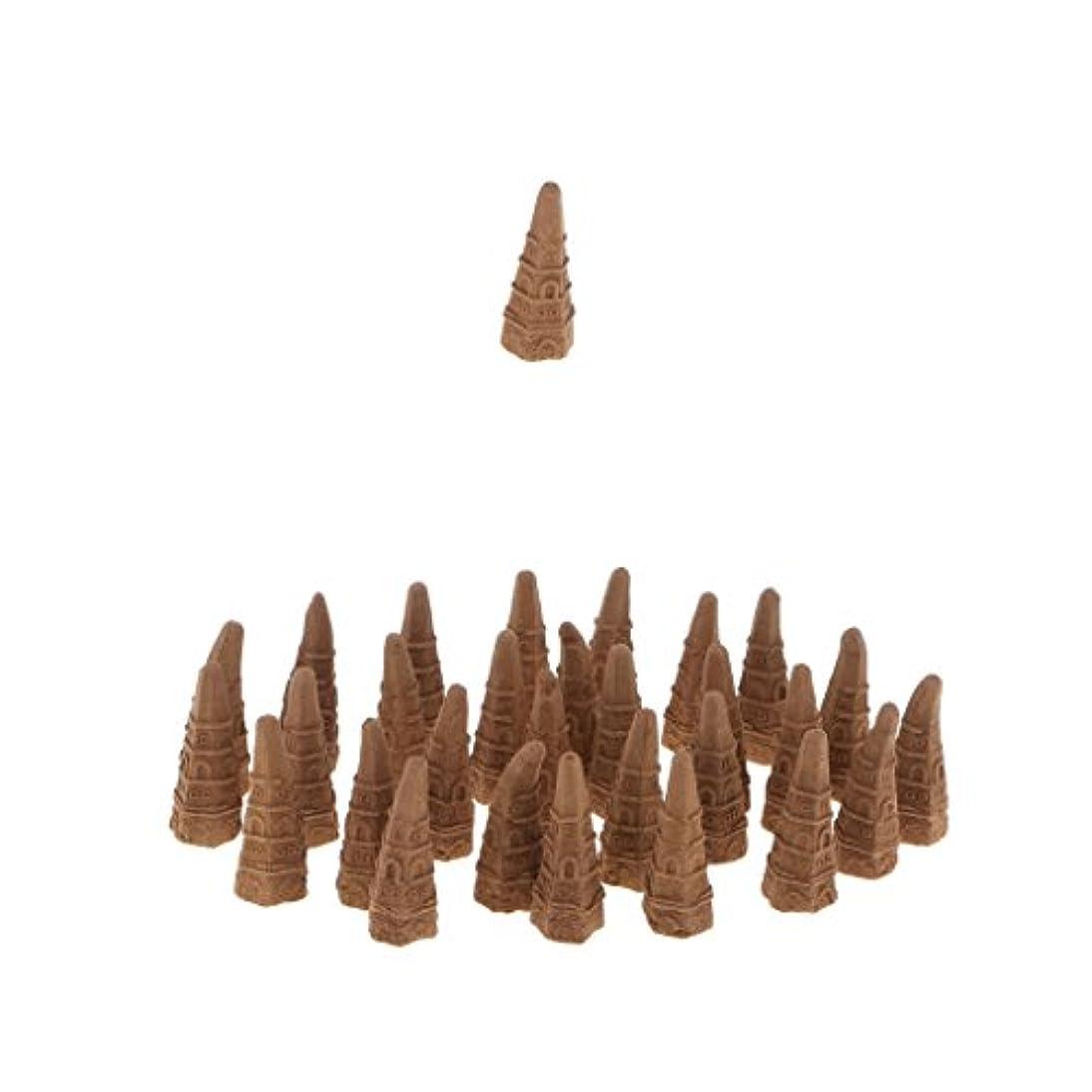 歩き回る噴火引き潮Baosity 全2種選べる 逆流香り 仏教 サンダルウッド 茶道、家庭、オフィス、 - オーストラリアサンダルウッド