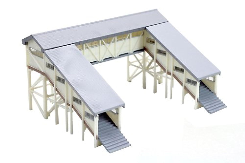クラウンモデル Zゲージ 4008 跨線橋