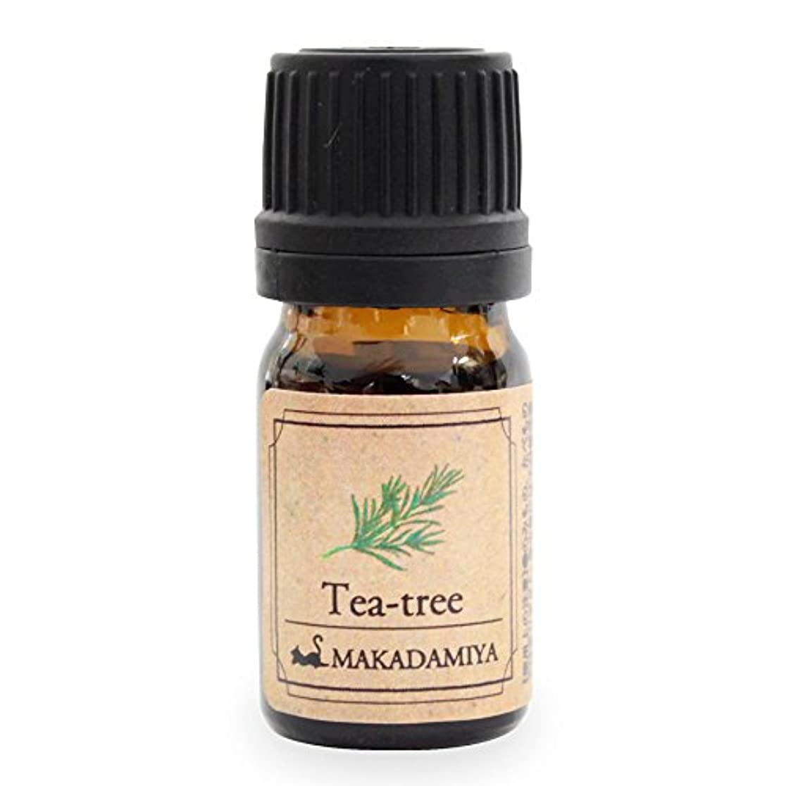 毎週ペルーマリナーティーツリー5ml 天然100%植物性 エッセンシャルオイル(精油) アロマオイル アロママッサージ aroma Tea-tree