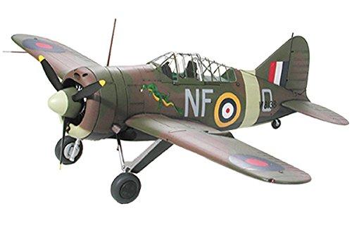 1/48 傑作機 No.94 1/48 ブリュースター B-339 バッファロー 太平洋戦線 61094