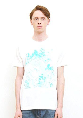 (グラニフ)graniph コラボレーションTシャツ / キャスト ( うる星やつら ) ( ホワイト ) M