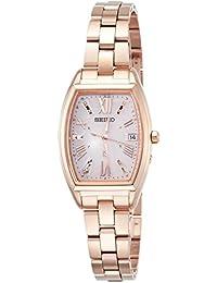 [ルキア]LUKIA 腕時計 LUKIA ソーラー電波  ダイヤ入り文字盤 サファイアガラス SSVW118 レディース