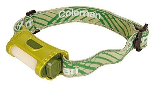 コールマン キャンプ用品 フラッシュライト ヘッドライト ラティチュード/80 ライム 2000027308