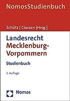 Landesrecht Mecklenburg-vorpommern: Studienbuch