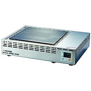 アズワン ホットプレート600 (耐薬天板) 300×300mm/3-6756-02