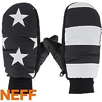 Neff Character Mitten Stars/Stripes XL mitt ミトン 並行輸入品