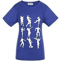 Thombase Youth Llama is My Spirit Animal Funny Tops Tee Kids T-Shirts