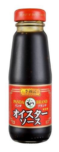 S&B 李錦記 パンダブランドオイスターソース 140g×12個