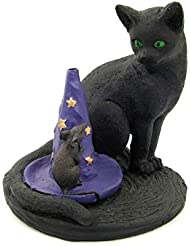 [INCENSE GOODS(インセンスグッズ)] MAGICAL CAT & MOUSE INCENSE BURNER