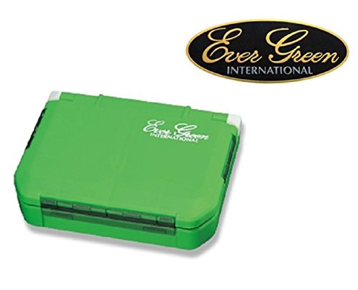 和らげる限界ジャンプエバーグリーン(Ever Green) EGハンディボックス タイプ2 グリーン 084873