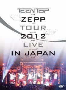 TEENTOP ZEPP TOUR 2012 LIVE IN JAPAN [DVD]