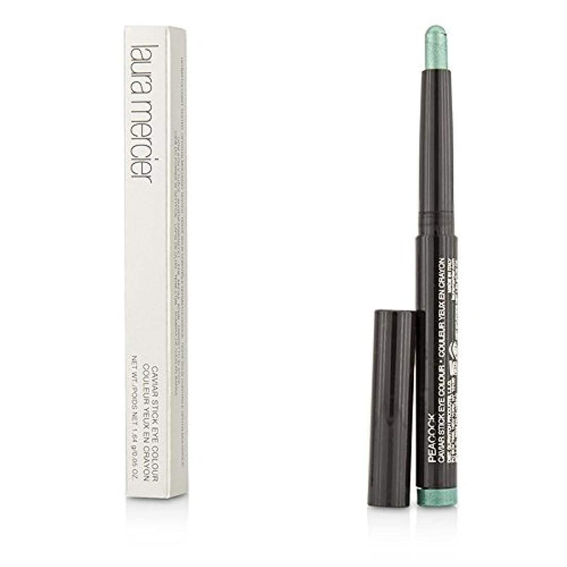 勝つ医療過誤キャロラインローラメルシエ Caviar Stick Eye Color - # Peacock 1.64g/0.05oz並行輸入品