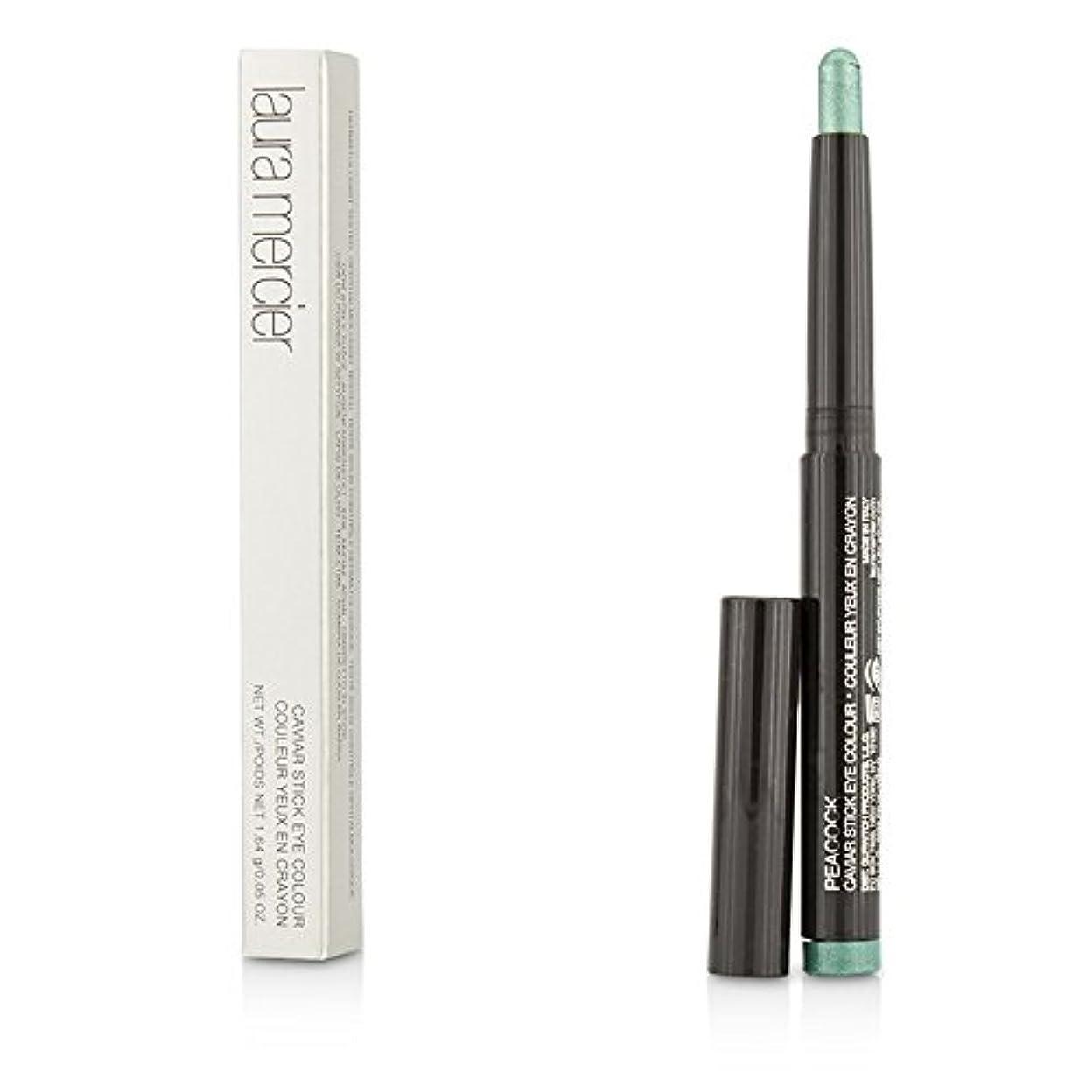感染する四回篭ローラメルシエ Caviar Stick Eye Color - # Peacock 1.64g/0.05oz並行輸入品