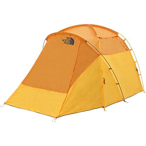 THE NORTH FACE(ザ・ノースフェイス) テント ワオナ 4 NV21703 ゴールデンオーク×サフランイエロー