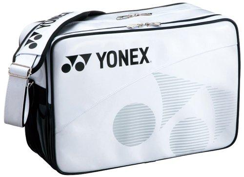 ヨネックス(YONEX) エナメルバッグA3 ホワイト BAG1426