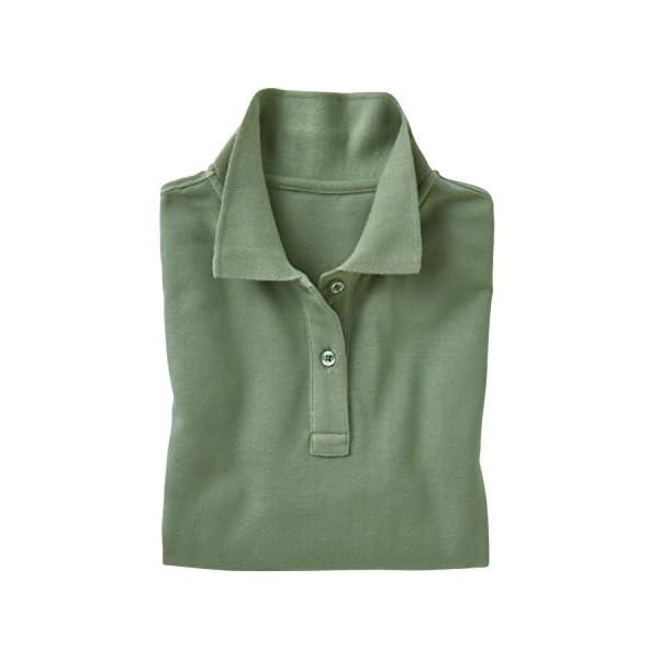 [セシール] ポロシャツ UVカットレディス...の紹介画像15