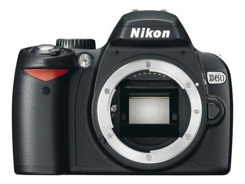 Nikon デジタル一眼レフカメラ D60 ボディ