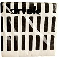 artek(アルテック) SIENA ペーパーナプキン ワンサイズ ブラック