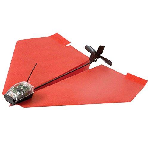 Power UP 3.0 紙飛行機 ラジコン iPhone Android スマホ操縦