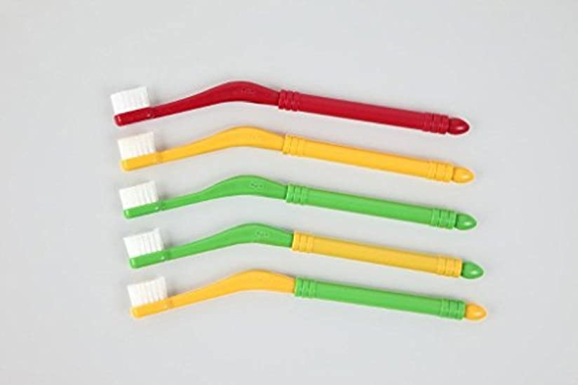 頼む確実最初くるりんぼ 歯ブラシ ふつう
