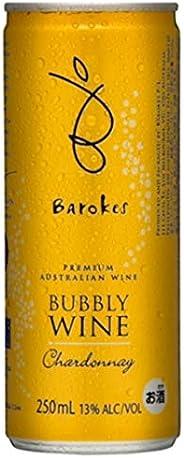 バロークスプレミアム・バブリー シャルドネ 白 スパークリング ケース売り 缶ワイン