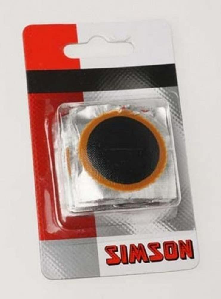 ほかに概念忙しいシムソン(Simson) 自転車メンテナンス インナーチューブパッチ アソート 020525